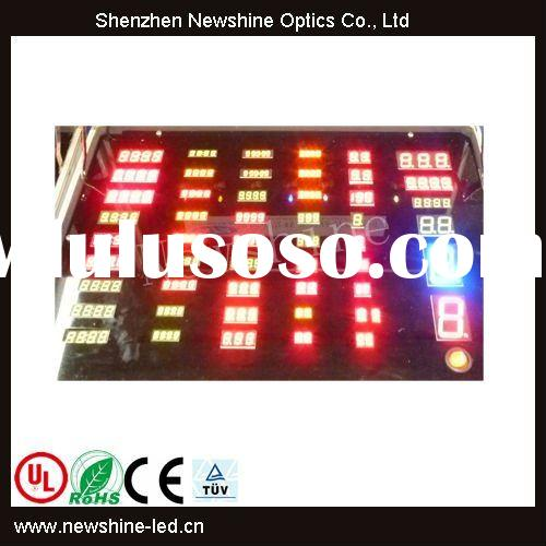 Colors 7 Segment LED Display 4 Digit