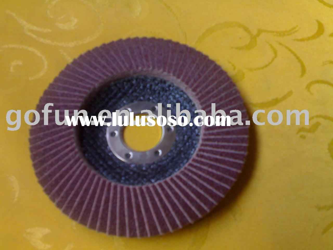 Cost-effective abrasive Flap Disc