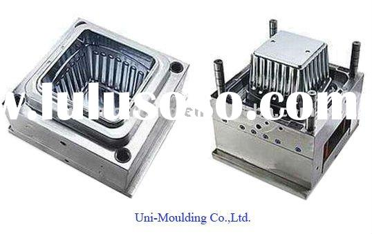 Custom Injection Plastic Flower Planter/Pot Mould