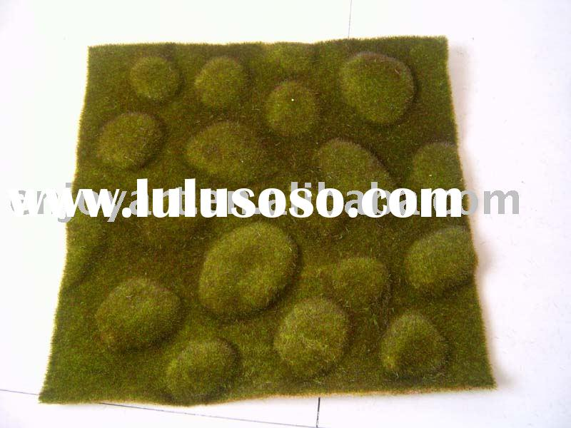 Decorative Artificial Sponge Moss Craft Flower