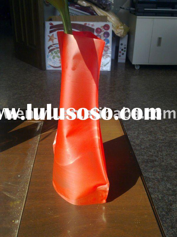 Decorative floor vases,Folding and Printing