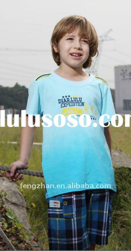 Diar.lulu fashion design t-shirt boys