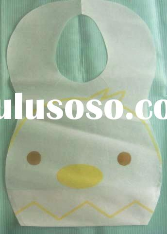 Disposable Baby Bibs/Baby apron/Baby bib/disposable bib