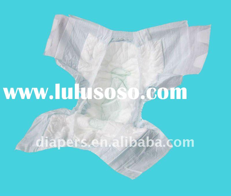 Disposable Super Absorbent Adult Diapers