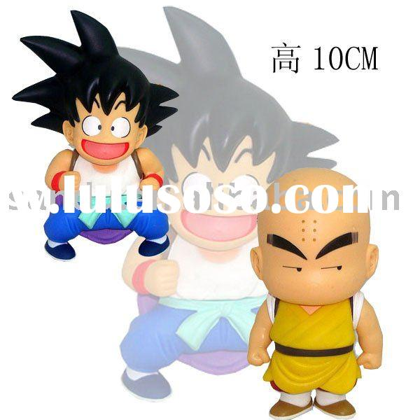 Dragon Ball Z cartoon toys