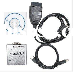 ELM 327 1.5V USB CAN-BUS Scanner ELM327 Software best price
