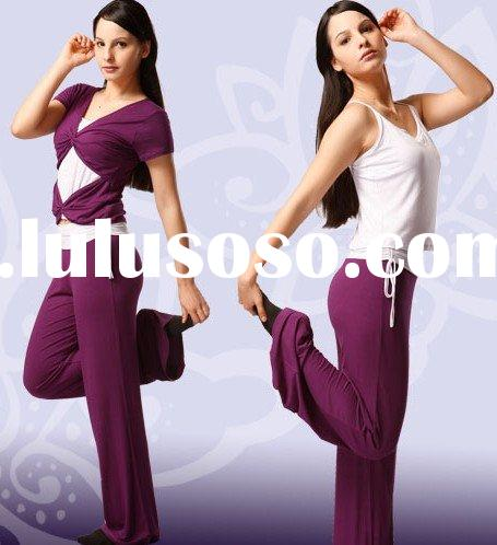 Eco-Friendly and Soft Yoga Clothing 5311