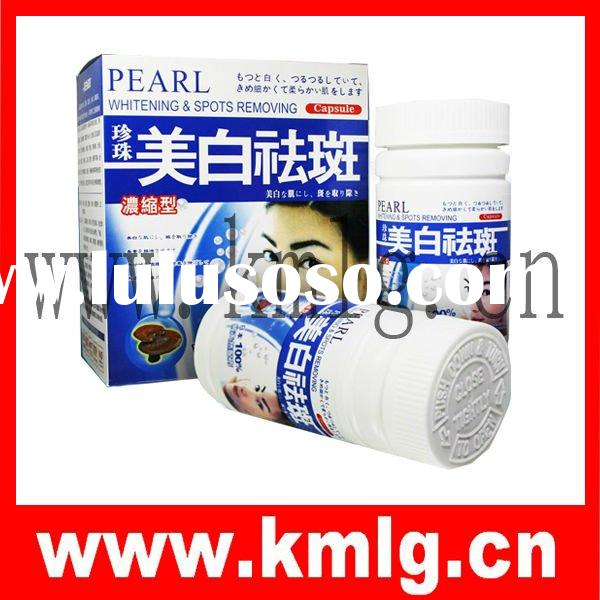Effective Make skin white pills Pearl Whitening and Spot Removing