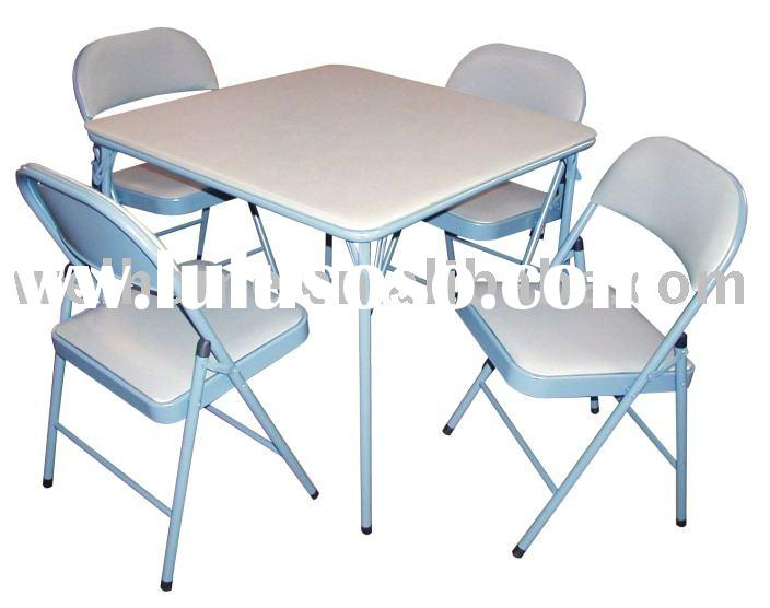 F3100 Bridge Table Set ,poker table,folding chair