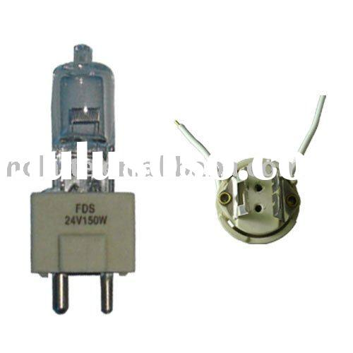 FDS Dental Bulb 24V 150W GY9.5 lamp