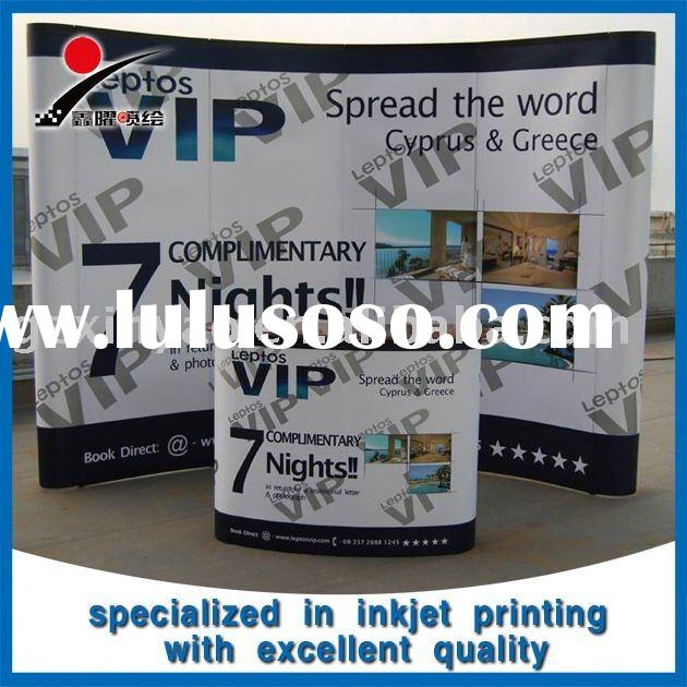 FREE PRINT+Booth ExhibitionTrade Show Display Pop Up Banner stand