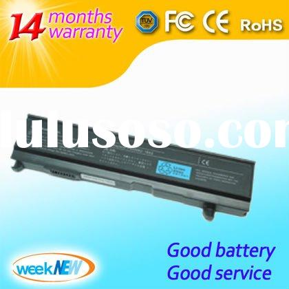 Factory supply laptop battery for Toshiba PA3399U-1BAS, PA3399U-1BRS, PA3399U-2BAS, PA3399U-2BRS, PA