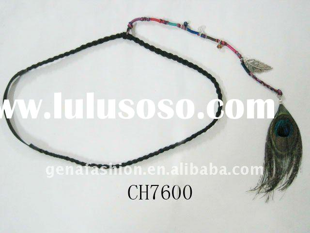 Fashion Feather Hair Accessory Hair Jewelry Hair Band