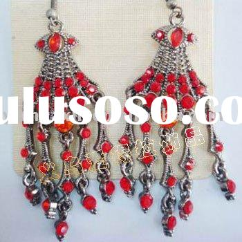 Fashion kashmiri jhumka earrings