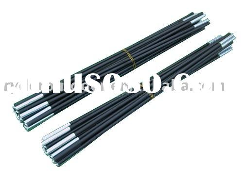 Fibre glass tent pole