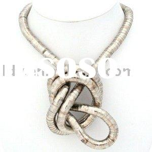 Flexible Snake necklace