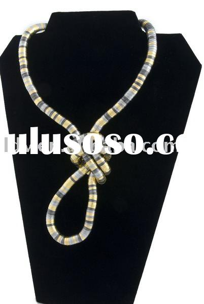 Flexible snake necklace,Bendy Snake Necklace