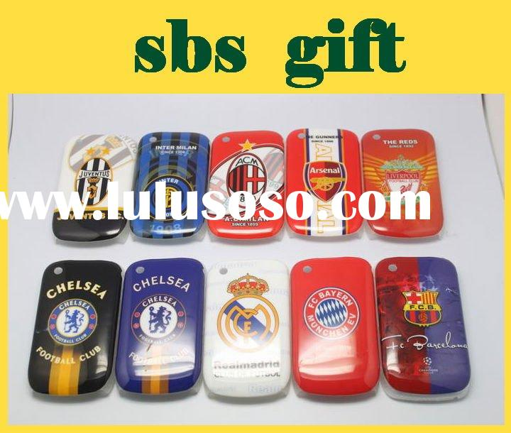 Football club hard case for Blackberry 8520 back cover