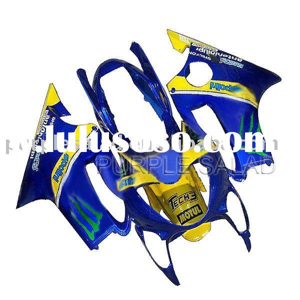 For Honda CBR600 F4 99-00 Blue High Quality ABS Motorcycle Fairing / Motorcycle Spare Parts/Scooter