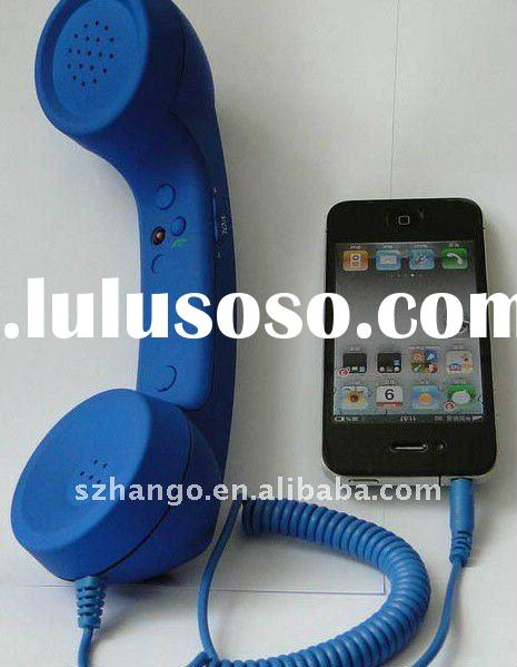 For iphone mobile handset /headset 116DI blue