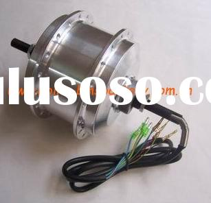 Front and rear Wheel electric Bicycle Motor