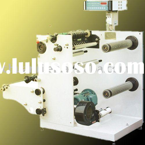 Frosted/Decorative Glass Film Electric Slitting Machine