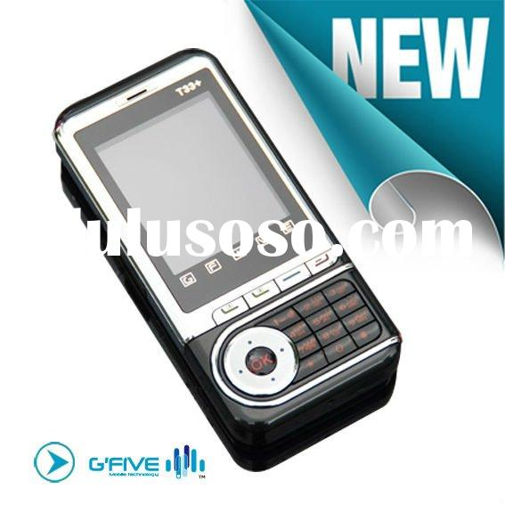 GFIVE T33+ fashion dual sim hot mobile phone with FM radio music player