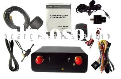 GPS vehicle tracker, AVL with flash momery, CE FCC certificate ( ET202B)