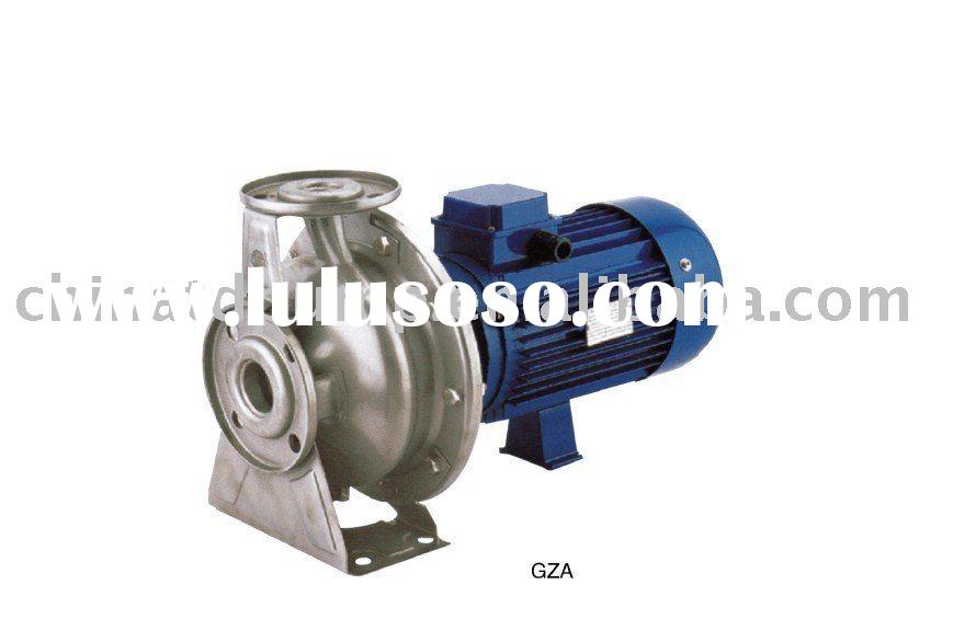 Stainless Water Pump : Centrifugal stainless steel pump