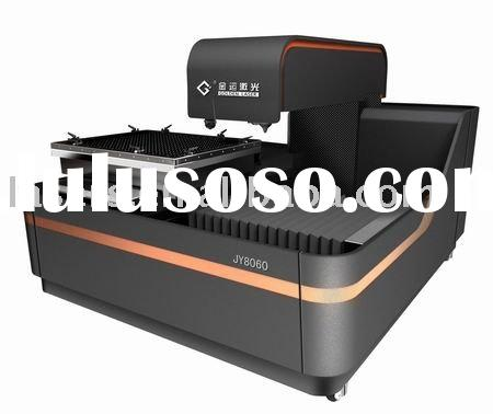 Galvo high speed metal laser marking and cutting system
