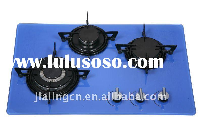 Gas cookers for sale with 3 burners YF-603A