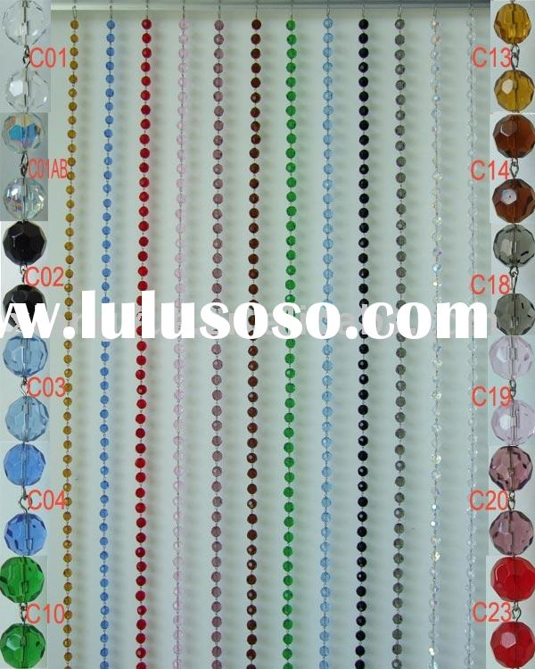 Glass Beaded Curtain Manufacturers In