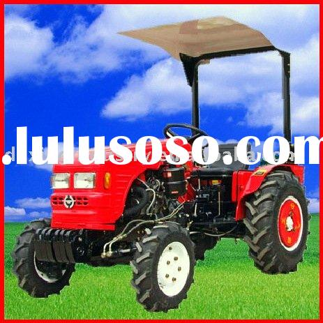 Good Chinese Garden Tractors for Sale 30Hp 4wd with EPA Certificate