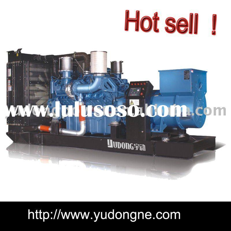 HOT SALES! Cummins used diesel generator set