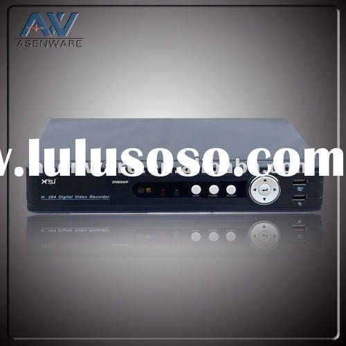 H.264 4CH DVR 3G,support mobile phone remote view dvr 4ch