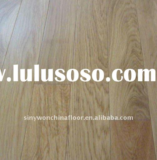 Handscripted/Plate Oak Solid Wood Flooring