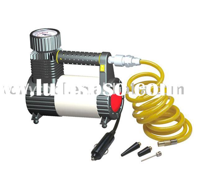 Heavy Duty/High Volume Car Air Compressor
