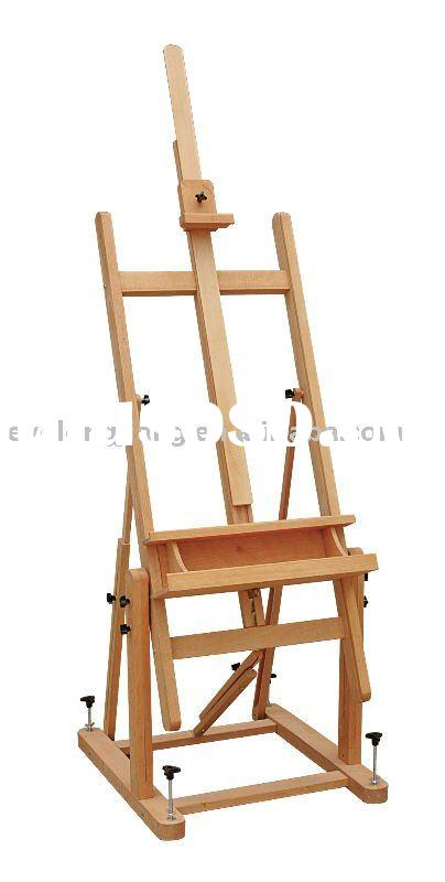 Wood Artist Easel Plans