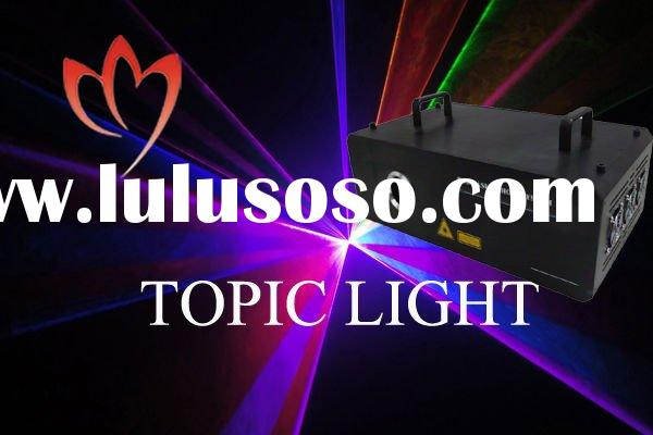 High Power 3.5W RGB Stage laser