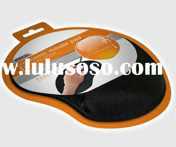 High Quality,Ergonomic Mouse Pad with Wrist Rest ,Comfortable and Soft!!