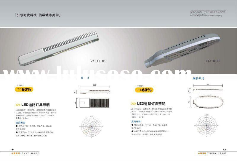 High-power LED street lamp 200w