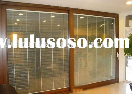 High quality Aluminum Clad Wood Doors and Windows
