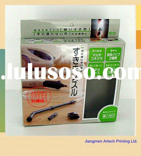 High quality packing boxes for sale (with PET window)