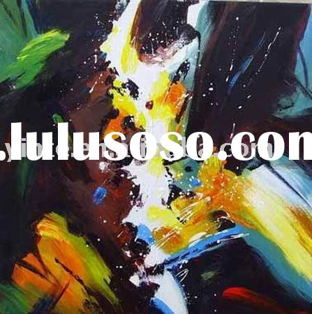Home decoration abstract oil painting ytccx309