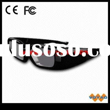 Hot Active television 3D Shutter Glasses for SAMSUNG 3D TV and MITSUBISHI 3D TV glass