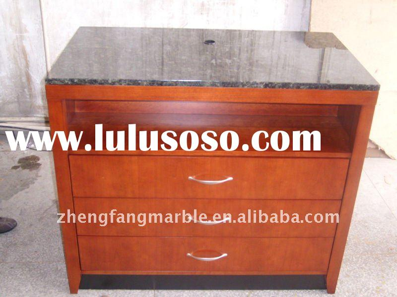 Hot Hilton Hotel furniture for Bedroom sets,Dresser top Nightstand