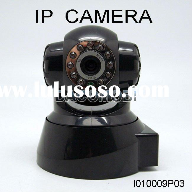 Hot Sale Wireless WIFI IP Camera IR LED Night Indoor Security Vision 2-Audio WITH 10 LED Lights