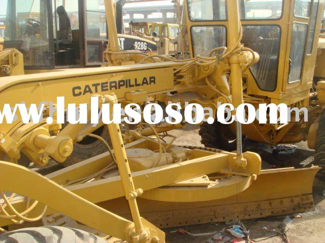 Hot !!! Second hand Caterpillar CAT 12G road grader for sale CAT 12G