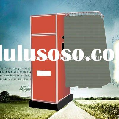 Hot sales portable popular digital multi functional touch screen photo kiosk for party events