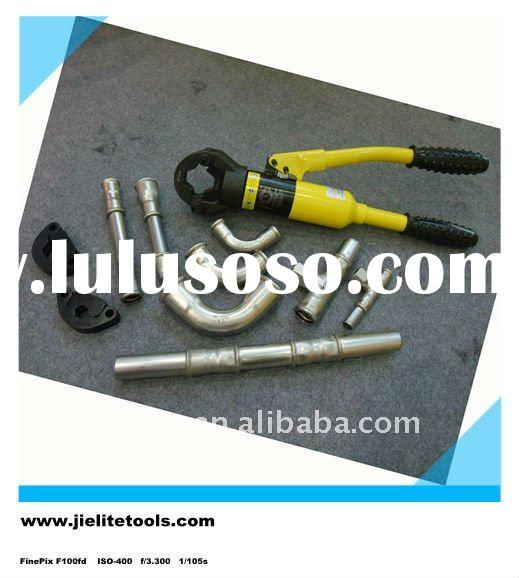 Hydraulic crimping tools for pipe pressing stainless steel pipe and tube hand manual Crimper crimpin